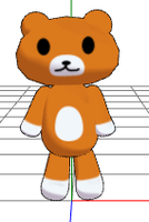 MMD- Teddy -DL by MMDFakewings18
