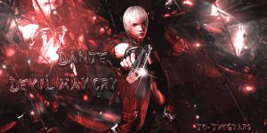 Devil May Cry - Dante by To-TheStars