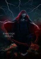Encirclement of Red by Everpage