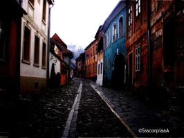 Sighisoara by SsscorpiaaA