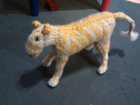 Liger by foxymitts