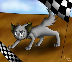 Let's Race! by LucyDraw