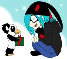 Christmas 2013 by pandapenguin