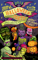 Halloween-Poster-WEB by JuneRevolver