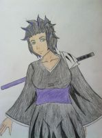 Sub Shinigami: ??? by Jade-Queen-Of-Souls