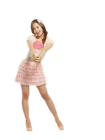 {PNG/Render #103} Yuri (SNSD) by Larry1042k1