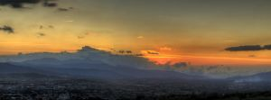 The Last sunset of 2011 02 by otas32