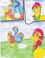 Trans Ponies Vol: 2 pg 17 by Tristanjsolarez