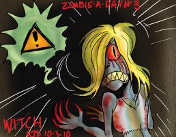 Zad 3- Witch by ronnieraccoon