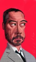 Downey by bangalore-monkey