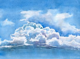 2. clouds by lazygirl-29