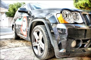 Jeep SRT8 .. HDR by R3oDation