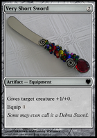 Very Short Sword by tuanews