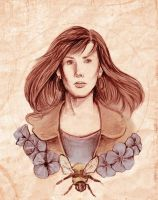 Donna Noble by Ratgirlstudios