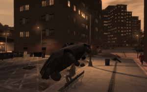 GTA IV - Near Death Experience by iGamer