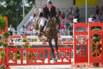 3DE Show Jumping Phase Stock 172 by LuDa-Stock