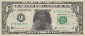 Dr. Killjoy: 1 Dollar Bill by TorquesAngel