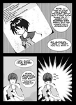 Kaiga Death Note Doujinshi p1 by Kitty-the-mighty