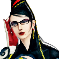 Bayonetta in XNALara! by Jun-Himekawa