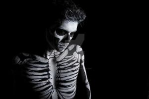 Justin Skeleton by LiveYoungDieFree