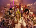 aphrodite9/cyberforce cover by nebezial