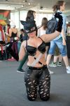 Catwoman Novegro 2014 by LadyBee-Moy