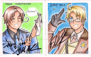APH: Eric Vale and Todd Haberkorn by Gardevoir1997