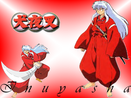 Inuyasha by MCRox