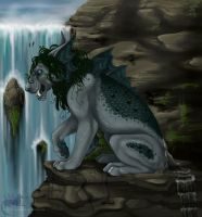 elemental water by CunningFox
