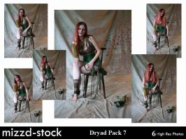 Dryad Pack 7 by mizzd-stock