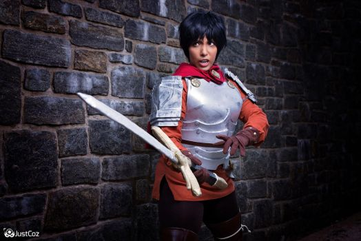 Berserk: Furious Casca by LovelessXSpirit