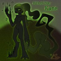 Shiftrifter Kane by Deltaface