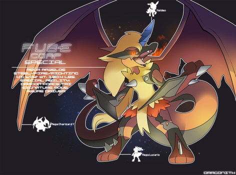 F.U.S.E Corp Special: Mega Arzelos by Dragonith