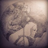Song Of The Halberd by xThoughtless
