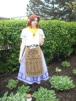 Malon Cosplay by Lionofdemise