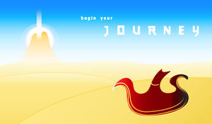 Journey Poster by Scunosi