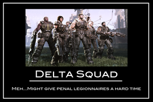 Delta Squad...Meh by DJ-Anarchy