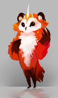 My gf's taum by H-appysorry