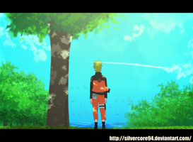 Experiments: Naruto Shippuuden by SilverCore94