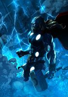 Thor by Fred-H