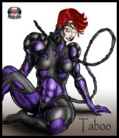 Taboo In Color by cdmalcolm