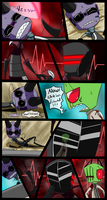 BS Round 4: Zero and Cyshkil VS Enforcer Page 36 by TheCau