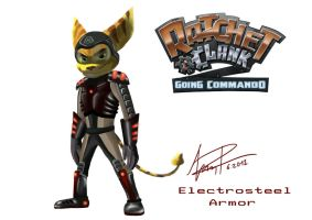 Ratchet's armors #5 by Amaterasuscorp1