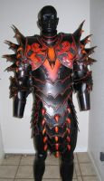 Lion Armor Update by Azmal