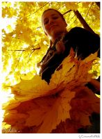 Autumn 2005: golden by CinnamonGirlMika