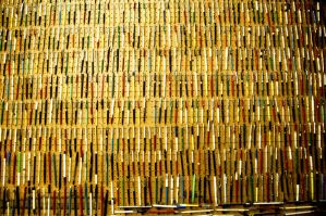 The wall of pens by OcularFracture