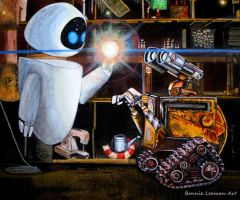 Wall-E by Bonniemarie
