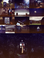 TARDIS - Series 5 by RhiiRainbow