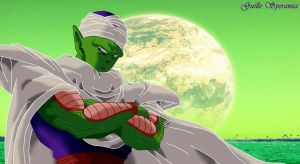 Piccolo Daimaoh by guilleapi