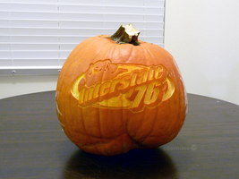 Interstate '76 Pumpkin 2 by ceemdee